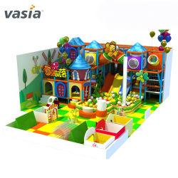 Apparatuur van de Speelplaats van de Kinderen van Indoor&Outdoor van Vasia de Commerciële