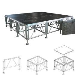 Palco de concertos móvel barata Platform fase portátil de alumínio