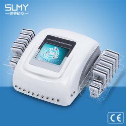Beauté portable Eqiupment Laser 650nm Lipo-Laser avec diode de suppression de graisse la liposuccion
