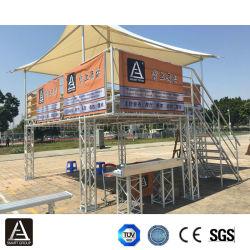 Système d'aluminium bon marché Truss Trade Show Booth Truss Truss d'exposition d'affichage