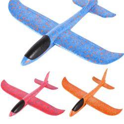 Lancement de la main de jeter de la mousse d'inertie des aéronefs de planeur EPP jouet avion