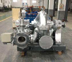 500квт-3000квт двойной этапе обратного давления паровой турбины