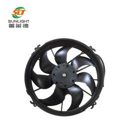 De AsCondensator die van gelijkstroom 12V 24V 12inch Brushless Ventilator van de Motor koelen