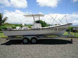 Liya barco de pesca Japón 25ft buque de pesca comercial