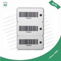 3 в 1 Карточка с регулируемой штриховой код из ПВХ