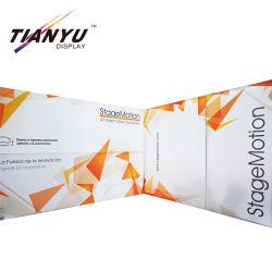 새로운 최신 판매 알루미늄 프레임 직물 LED 점화 상자