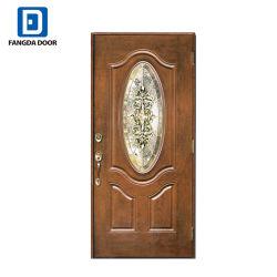 Banheira de venda de embarcações clássico acessível olhar madeira indiano Porta de Fibra de vidro