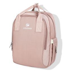 おむつ袋の大きい容量のバックパックのマルチ機能流行の母袋の母赤ん坊袋