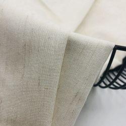 Het Katoen die van het Linnen van Tencel Grijze Stof voor de Textiel van het Huis van het Kledingstuk mengen