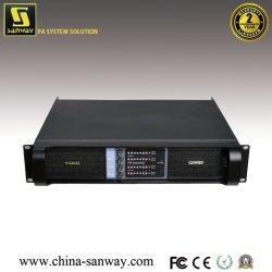 FP6000P 2ohm de altavoces de sonido Digital Profesional amplificador de audio de alimentación de conmutación