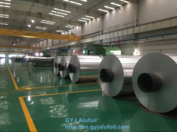 Aluminium/Aluminiumfolie 8079-o 0.009mm voor Coating Foil Packaging Material
