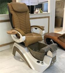 P558b 섬유유리 기초 판매를 위한 호화스러운 Pedicure 온천장 안마 의자