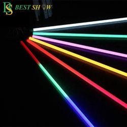 옥외 훈장 IP65 RGB 색깔 LED 관 녹색 황색 적청색 T8는 관을 방수 처리한다