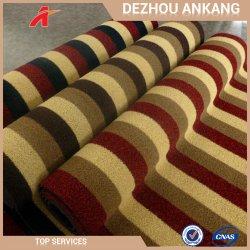 Nouveau design Pieu de boucle en touffes trappe pour herbe en PVC le tapis de plancher