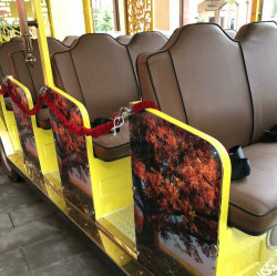 Китай производитель 7.5kw электрический мини-автобус для туристов