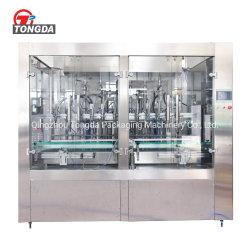 Automatique Machine de remplissage linéaire de 12 chefs d'olive, miel de la machine de remplissage d'huile de machine de remplissage