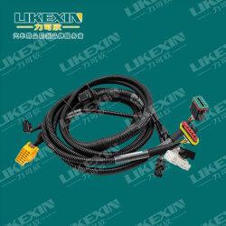 Настраиваемые жгут проводов кабеля в сборе для новых энергетических жгут проводов
