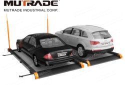 نظام إيقاف السيارات 2500kgs منصة منزلقة أفقياً