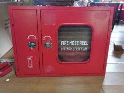 Gabinete de manguera de incendios con un único y doble puerta