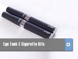 2013 Meilleure cigarette électronique e-Kit Cigarrete EGO Starter Kit EGO-T Kit de démarrage