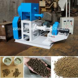 Venda quente 800kg/h flutuação automática de alimentos para peixes Pellet fazendo a máquina
