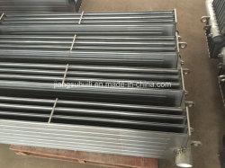 Radiatore alettato dell'acciaio inossidabile