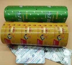 Blister de aluminio de la PTP Lámina S de productos farmacéuticos en rollos