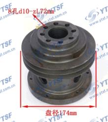 Высокое качество Wd 615 частей приводной шкив вентилятора