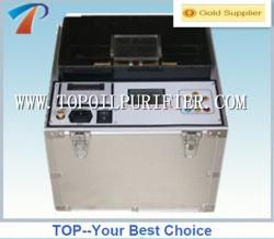 Serie Bdv-Iij-100KV portátil de nueva generación de probador de aceite de transformadores de aislamiento, probador de aceite, las herramientas de prueba automática y fácil de controlar