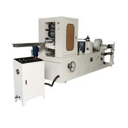 マルチフォールドディスペンサーのタイプLフォールドの紙ナプキンの折る機械