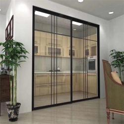2020アルミニウム折りたたみの新しいモデルの折れ戸の一義的なアルミニウム芸術のドア
