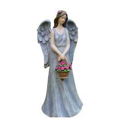 [بولرسن] حرفة زخرفة ملاك تمثال هبة راتينج ملاك تمثال صغير هبة
