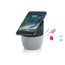 10W 携帯電話充電器携帯電話充電器携帯用充電器ワイヤレス Bluetooth スピーカー付き充電器