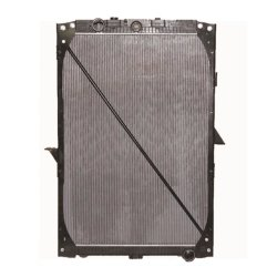 Professionnels de l'aluminium d'origine d'alimentation Auto Radiator de Daf 61423 61443A