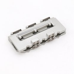 Maquinaria de Precisión de moldeo por inyección de plástico piezas de fundición de estampado de morir por piezas de autos