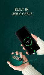 Batteria elettrica per scaldabiberon portatile ricaricabile USB da 10000 mAh