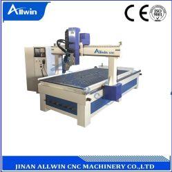 4 Mittellinien-Schaumgummi-Form CNC-Fräser-Maschinen-Spindel-Schwingen zu 180 Grad