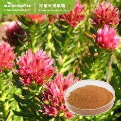 100% natural Rosavin Rhodiola Rosea Extracto1-5% Rhodioloside1-5%