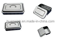 Caixa de esterilização, recipiente de esterilização, embalagem esterilizada, com TUV marcação ISO