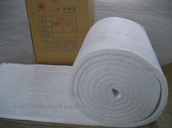 Manta de fibra cerámica para el aislamiento térmico