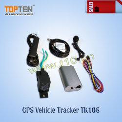 Rastreador GPS em tempo real/ Dispositivo de localização GPS OTA TK108 para o carro e grande caminhão (EF)