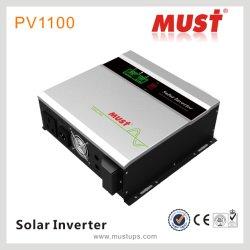 30A 12V 24V CEI ISO9001 van Ce van Small Solar Inverter