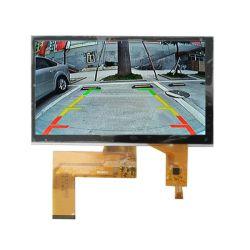 7 インチ TFT LCD スクリーンディスプレイ 800 * 480 ポータブルカー GPS に適用 Pacp 静電容量方式タッチスクリーン(オプション)