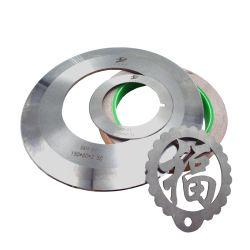 ペーパー処理の機械装置円形の円のペーパースリッターナイフ