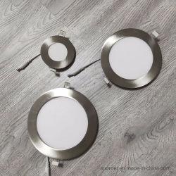 Super Bright encastrés de 3000K/4000K/6000K Série 18W Lumière LED pour panneau
