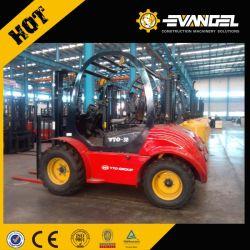 La Chine Yto 3500kg Chariot élévateur électrique Cpd35 utilisé Warehouse