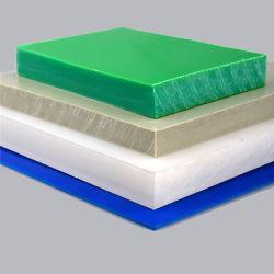 Matériau vierge PP PVC ABS 1200x2400mm 1300x2000 mm Feuille en polyéthylène haute densité