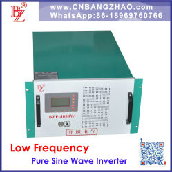 Статическое состояние Transduce низкие частоты преобразователя напряжения постоянного тока 6000 Вт для драйвера частоты переменного тока
