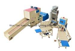 Zxj-380+Kbj-2 Cojín de llenado automático de la Almohada juguetes de la máquina de relleno