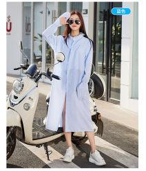 Siempre se comprueba el algodón chal de protección solar coche eléctrico protección UV de la sombrilla de cuerpo completo